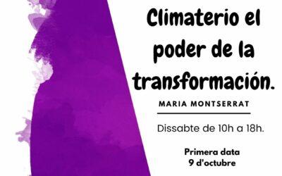 Climaterio el poder de la transformación.